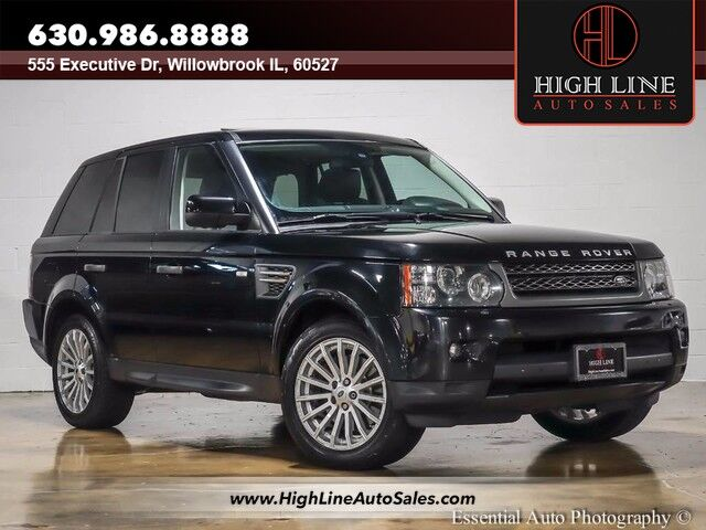 2010 Land Rover Range Rover Sport HSE Willowbrook IL
