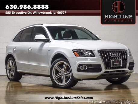 2012 Audi Q5 3.2L Premium Plus Willowbrook IL