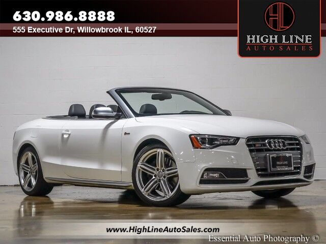 2014 Audi S5 Premium Plus Willowbrook IL