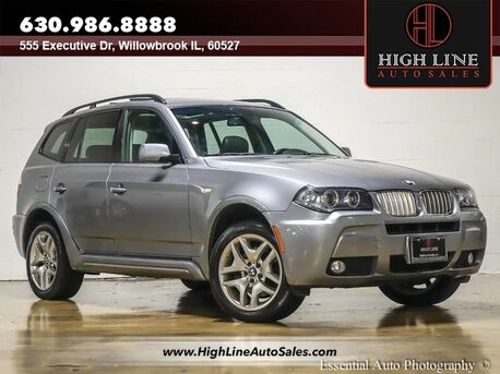 2007 BMW X3 3.0si Willowbrook IL