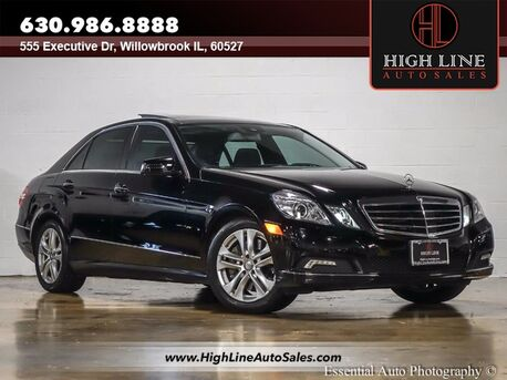 2010 Mercedes-Benz E-Class E 550 Sport Willowbrook IL