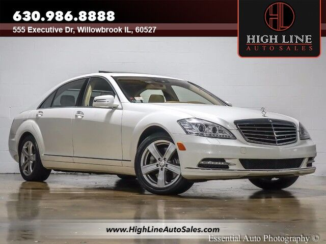 2011 Mercedes-Benz S-Class S 550 Willowbrook IL