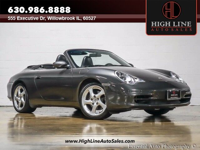 2003 Porsche 911 Carrera  Willowbrook IL
