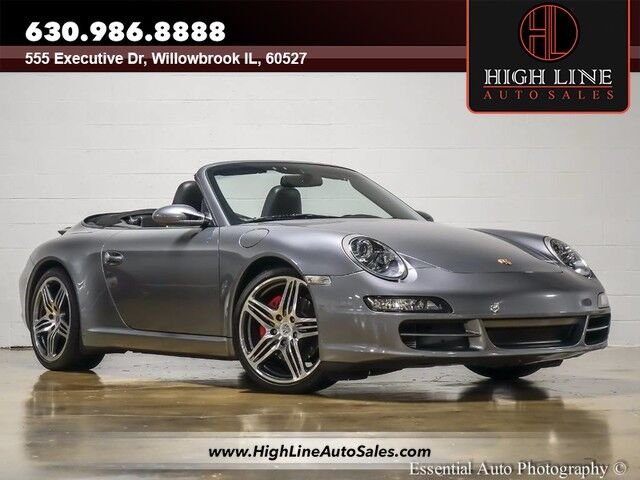 2005 Porsche 911 Carrera S 997 Willowbrook IL
