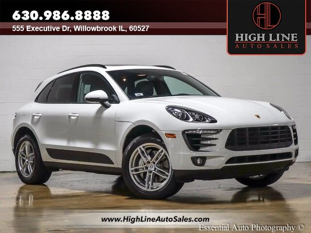 2016 Porsche Macan S Willowbrook IL