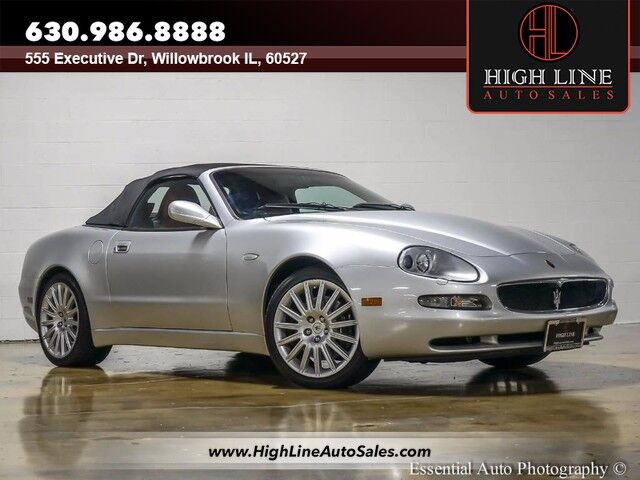 2002 Maserati Spyder  Willowbrook IL
