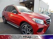 2017 Mercedes-Benz GLE 400 All-wheel Drive 4MATIC® Sport Utility Marion IL