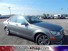 2014 Mercedes-Benz C-Class Luxury C 300 All-wheel Drive 4MATIC® Sedan Marion IL