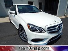 2016 Mercedes-Benz E-Class E 350 All-wheel Drive 4MATIC® Sedan Marion IL