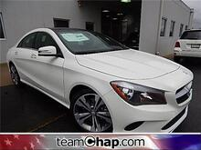 2017 Mercedes-Benz CLA 250 All-wheel Drive 4MATIC® Sedan Marion IL