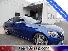 2017 Mercedes-Benz C-Class C 300 All-wheel Drive 4MATIC® Coupe Marion IL