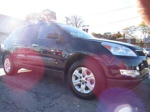 2010 Chevrolet Traverse LSMiles 0 VIN 1GNLREED2AS117720