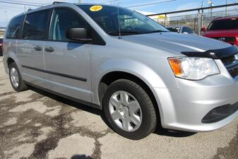 2012 Dodge Grand Caravan SEMiles 0 VIN 2C4RDGBG8CR255617