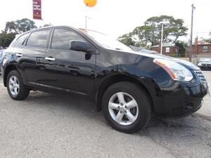 2010 Nissan Rogue SLMiles 0 VIN JN8AS5MT5AW506538