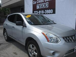2011 Nissan Rogue SMiles 0 VIN JN8AS5MTXBW165929