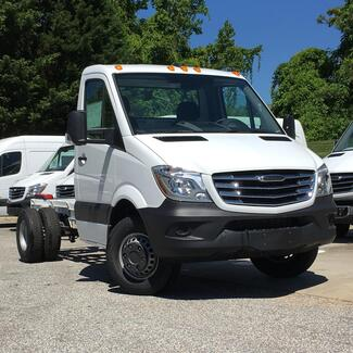 Freightliner Cab Chassis 3500 2016
