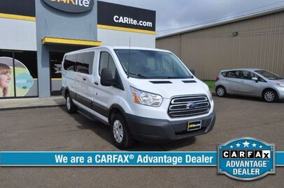 2016 Ford Transit 350 Wagon Low Roof XLT 60/40 Pass. 148-in. WB Michigan MI