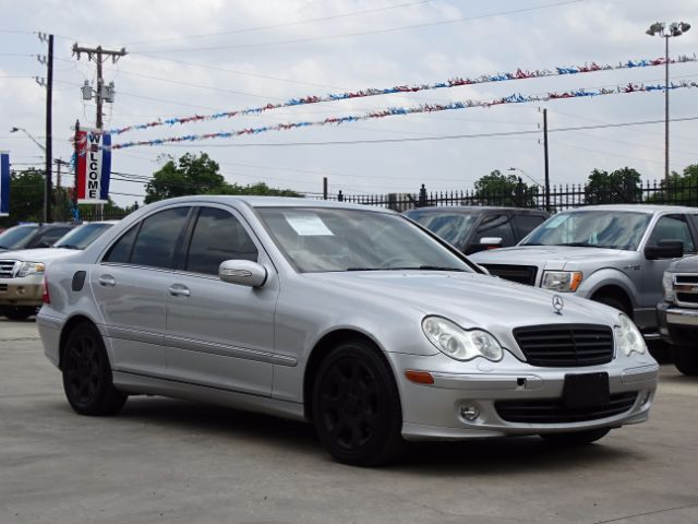 2005 Mercedes-Benz C-Class C240 Luxury Sedan San Antonio TX