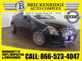 Cadillac CTS Coupe Standard AWD 2014
