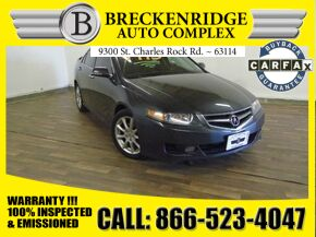 Acura TSX 5-speed AT with Navigation 2006