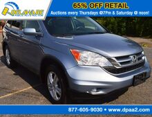 2011 Honda CR-V EX-L 2WD 5-Speed AT New Castle DE