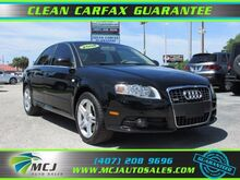 2008 Audi A4 2.0T with Multitronic Orlando FL