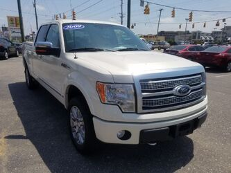 Ford F-150 Platinum SuperCrew 6.5Ft Bed 4WD 2009