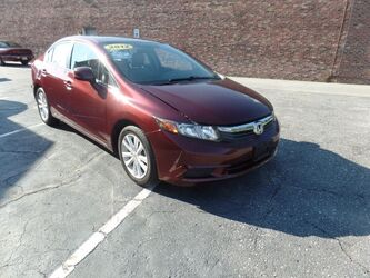 Honda Civic EX-L Sedan 5-Speed AT 2012