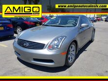Infiniti G35 Coupe with Leather 2003