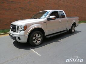 Ford F-150 FX2 SuperCab 6.5-ft. Bed 2WD 2013