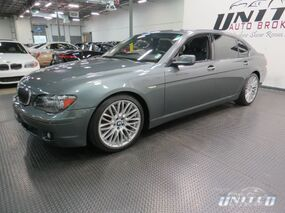 BMW 7-Series 750Li 2007
