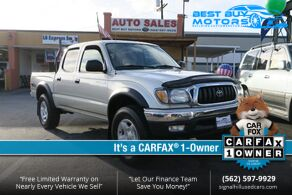 Toyota Tacoma PreRunner Double Cab V6 2WD 2004