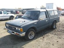Datsun Pickup Regular Cab 2WD 1984