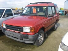 Land Rover Discovery SD 1996