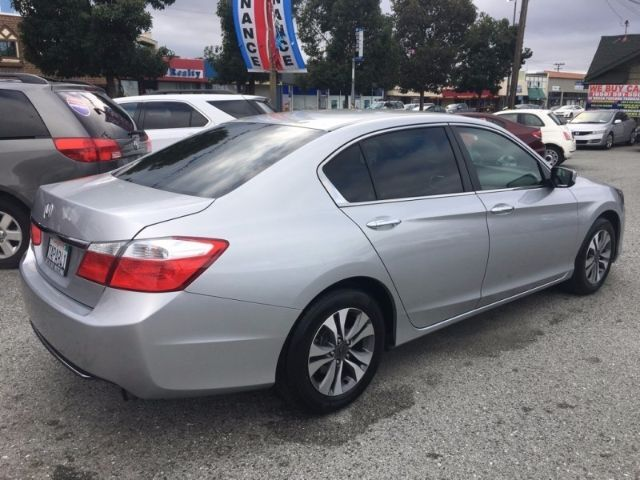 2013 Honda Accord LX Sedan CVT San Carlos CA