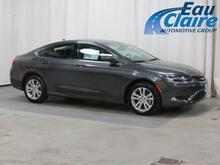 2016 Chrysler 200 4dr Sdn Limited FWD Eau Claire WI