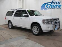 2013 Ford Expedition EL 4WD 4dr Limited Eau Claire WI