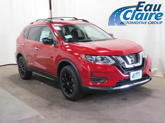 2017 nissan rogue 2017 5 awd sv eau claire wi 18485324. Black Bedroom Furniture Sets. Home Design Ideas