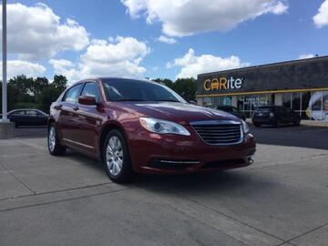 2012 Chrysler 200 4dr Sdn LX Michigan MI