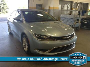 2015 Chrysler 200 4dr Sdn Limited FWD Michigan MI