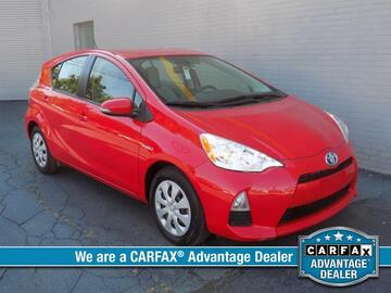 2014 Toyota Prius c 5dr HB One (Natl) Michigan MI