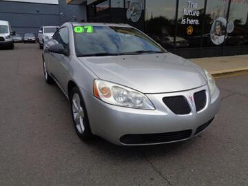 2007 Pontiac G6 2dr Cpe GTP Michigan MI