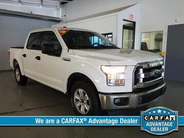 2016 Ford F-150 2WD SuperCrew 145 XL Michigan MI