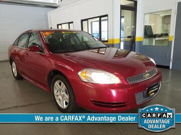 Chevrolet Impala Limited 4dr Sdn LT 2014