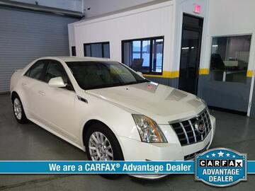 2012 Cadillac CTS 4dr Sdn 3.0L Luxury RWD Michigan MI