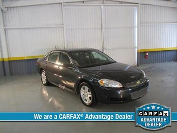 Chevrolet Impala Limited 4dr Sdn LT 2014