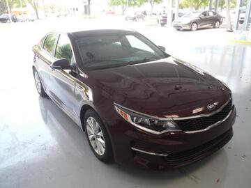 2016 Kia Optima 4dr Sdn LX Michigan MI