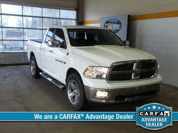 2012 Ram 1500 4WD Quad Cab 140.5 Big Horn Michigan MI