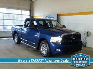 2010 Dodge Ram 1500 4WD Quad Cab 140.5 Laramie Michigan MI