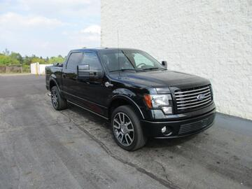 Ford F-150 AWD SuperCrew 145 Harley-Davidson 2010
